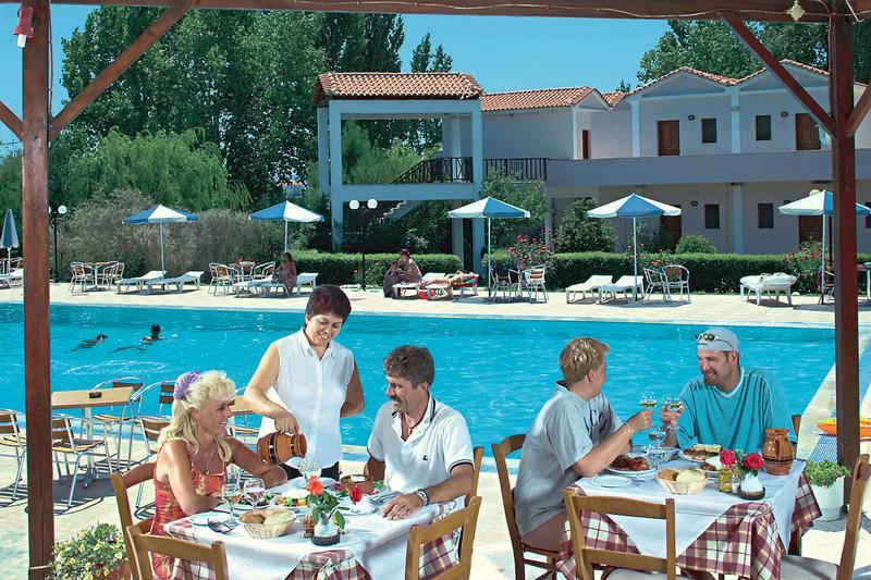 Appartementen Elena Mare - Skala Kallonis - Lesbos